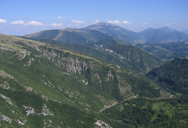 Cime del Monte Catria